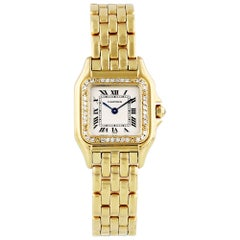 Cartier Panthere 18 Karat Ladies Watch