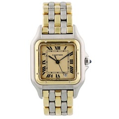 Cartier Panthere 3-Row Midsize Ladies Watch