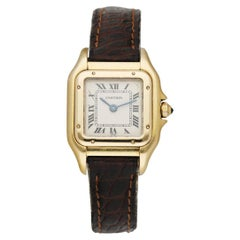 Cartier Panthere 8057929 18K Yellow Gold Ladies Watch