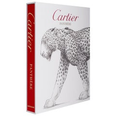 """Cartier Panthère"" Book"