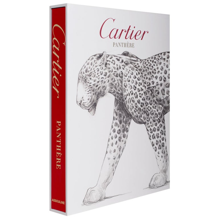 """Cartier Panthère"" Book For Sale"