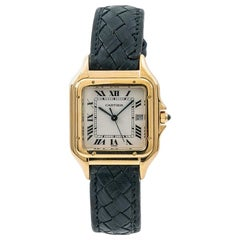 Cartier Panthere de Cartier 106000M, Brown Dial, Certified and Warranty