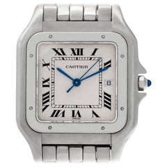 Cartier Panthere de Cartier 1300, Certified and Warranty