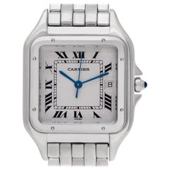 Cartier Panthere de Cartier 1650, Certified and Warranty