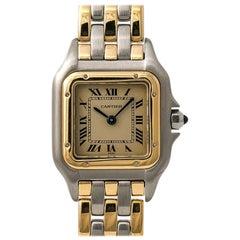 Cartier Panthere de Cartier 166921, Beige Dial, Certified &