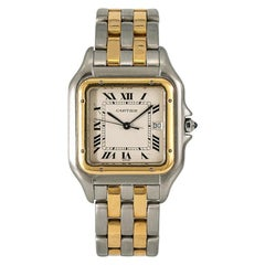 Cartier Panthere de Cartier 187957, White Dial, Certified