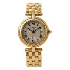 Cartier Panthere de Cartier 883964, Gold Dial, Certified