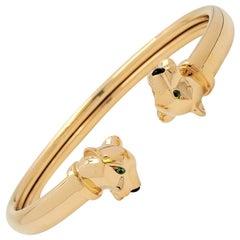 Cartier Panthère de Cartier Yellow Gold Bracelet