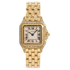 Cartier Panthere de Cartier , Dial Certified Authentic
