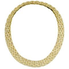 Cartier 'Panthère' Diamond Necklace, French