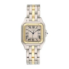 Cartier Panthere Jumbo One Row Watch