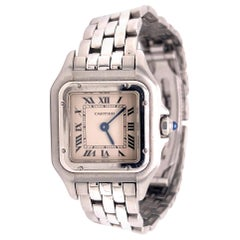 Cartier Panthere Quartz Ladies Watch 1320