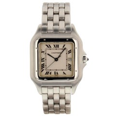 Cartier Panthere Ruban 130000C, Millimeters White Dial, Certified and Warranty