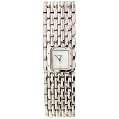 Cartier Panthere Ruban Mirrored Dial Stainless Steel Quartz Watch