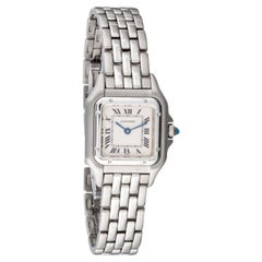 Cartier Panthere Stainless Steel Ladies Watch 1320