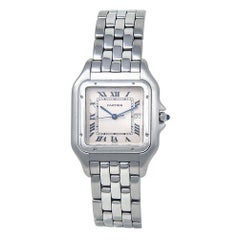 Cartier Panthere Stainless Steel Swiss Quartz Ladies Watch W25032P5