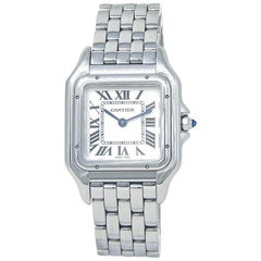 Cartier Panthere Stainless Steel Women's Watch Quartz WSPN0007