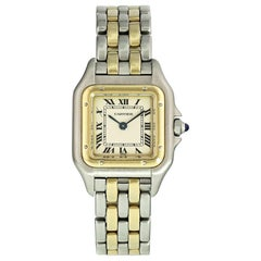 Cartier Panthere Two-Row 1120 Ladies Watch