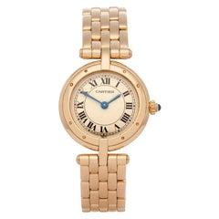 Cartier Panthère Vendome 0 Ladies Yellow Gold 0 Watch
