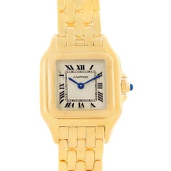 Cartier Panthere Yellow Gold Small Quartz Ladies Watch W25022B9