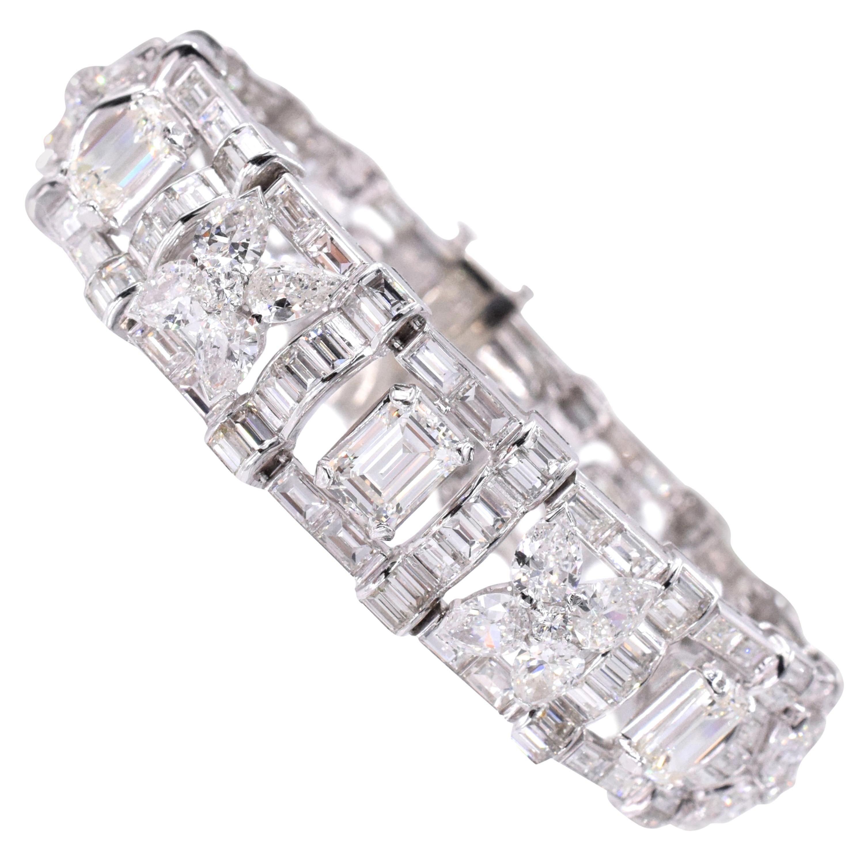 Cartier Paris Diamond Bracelet