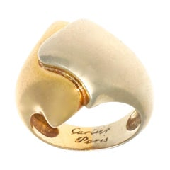 Cartier Paris Gold Ring