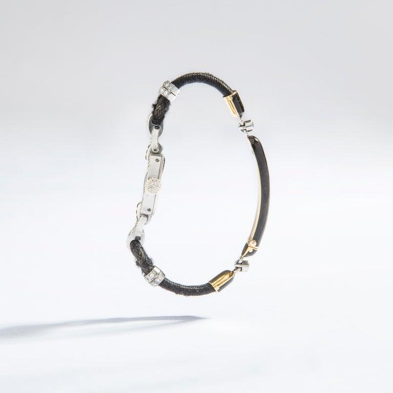 Cartier Paris Platinum Diamond Onyx Art Deco Wristwatch, 1920s In Excellent Condition For Sale In Geneva, CH