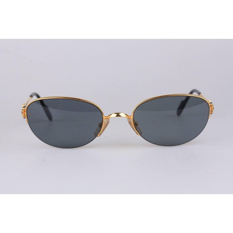 b472b036c45 Cartier Rimless Sunglasses Deep Grey - Restaurant and Palinka Bar
