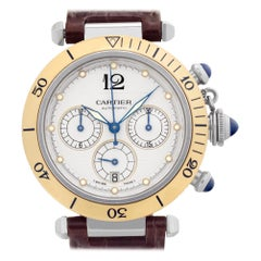Cartier Pasha 2113, Case, Certified and Warranty