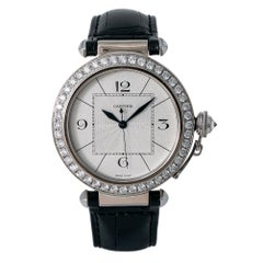 Cartier Pasha 2765 WJ120251, Black Dial, Certified and Warranty