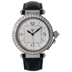 Cartier Pasha 2765 WJ120251, Case, Certified and Warranty