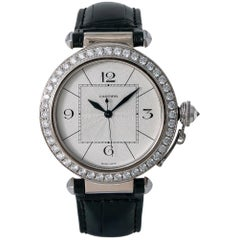 Cartier Pasha 2765 WJ120251, Silver Dial, Certified and Warranty