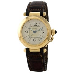 Cartier Pasha 2771, Case, Certified and Warranty