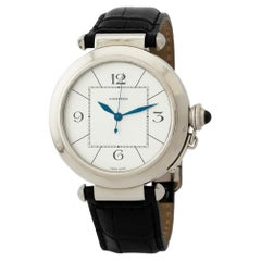 Cartier Pasha 2839, Case, Certified and Warranty