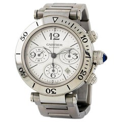 Cartier Pasha 2995, Certified and Warranty