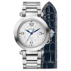 Cartier Pasha Automatic Ladies Watch WSPA0013