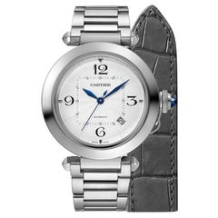 Cartier Pasha Automatic Watch WSPA0009