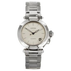 Cartier Pasha Automatic Stainless Steel 2324 Watch