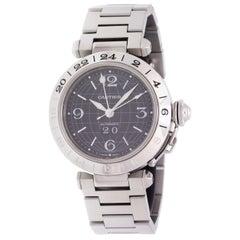 Cartier Pasha C GMT W31049M7