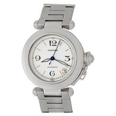 Cartier Pasha C Model W31043M7 Men's Watch