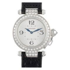 Cartier Pasha Diamond Ladies Watch 2813