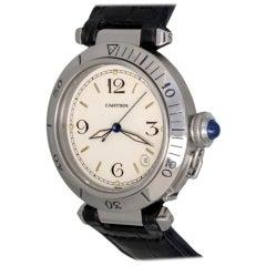 Cartier Pasha Men's Automatic Wristwatch