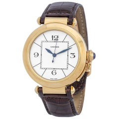 Cartier Pasha W3019551, Case, Certified and Warranty
