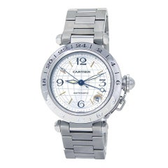 Cartier Pasha W31029M7, Case, Certified and Warranty