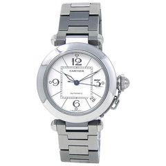 Cartier Pasha W31074M7, Case, Certified and Warranty