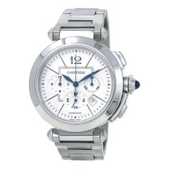 Cartier Pasha W31085M7, Case, Certified and Warranty