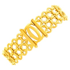 Cartier Penelope Gold Bracelet