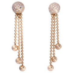 "Cartier ""Pluie De Diamants"" Earrings"