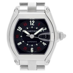 Cartier Roadster 2510, Case, Certified and Warranty