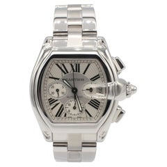 Cartier Roadster 2618 Automatic Stainless Steel Chronograph XL Watch